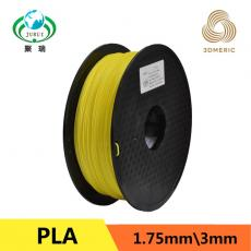 PLA 1.75mm黄色(JURUI Yellow)